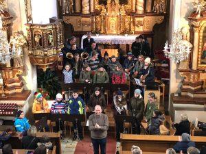 Jugendorchester Kirchenkonzert Öpping