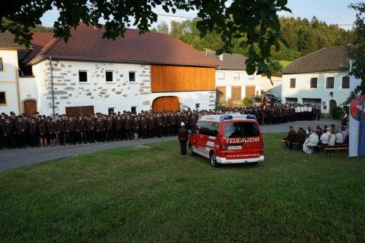 MTF Segnung Kirchbach