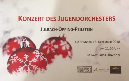 Konzert Jugendorchester
